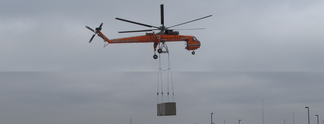 Helicopter Lift 1